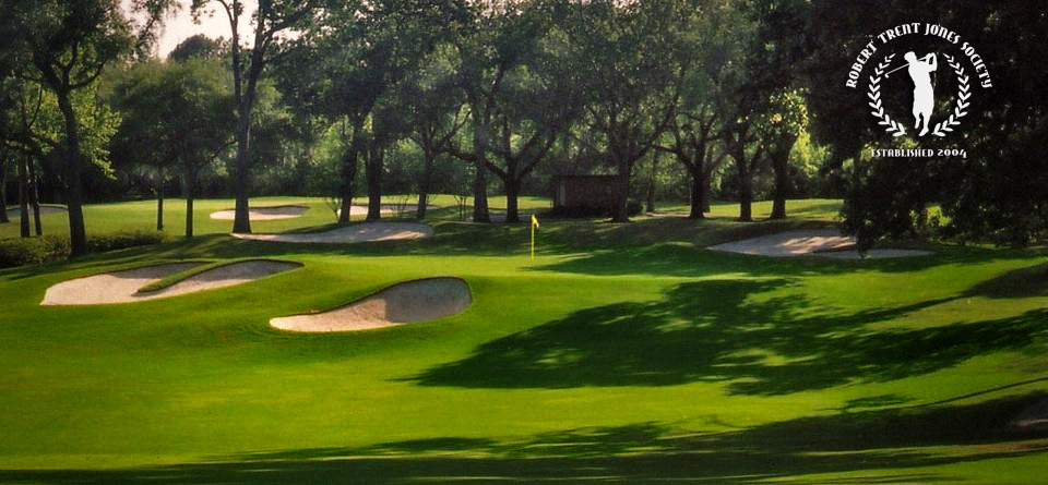Houston Robert Trent Jones Society