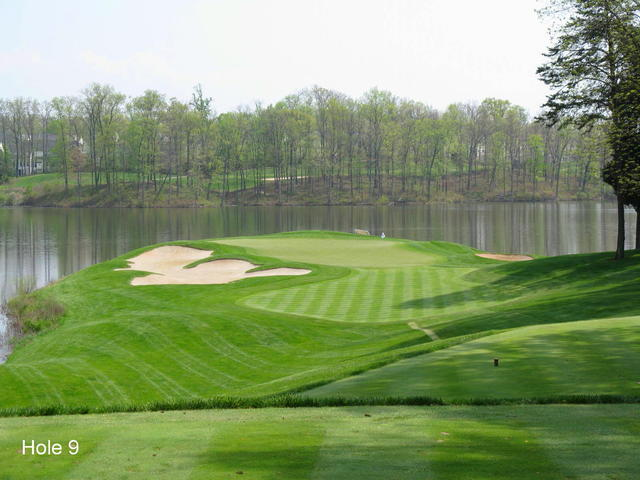Robert Trent Jones GC – Hole 9