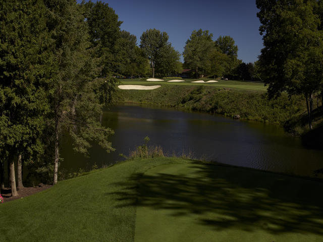 Point O'Woods G&CC – Hole 9