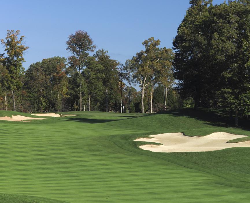 Robert Trent Jones Golf Course Gainesville Virginia